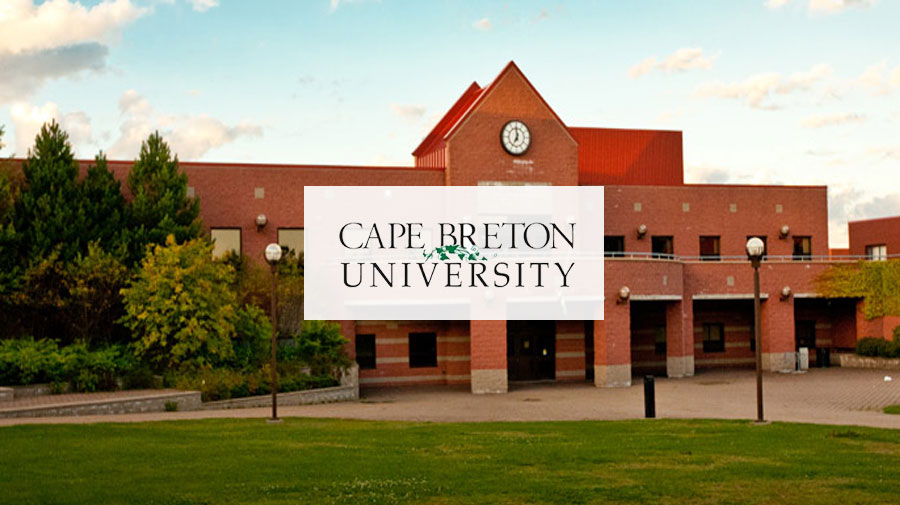 cape breton university building